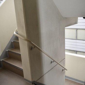 階段もあります!