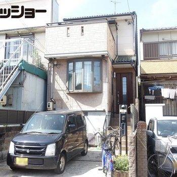 長戸町石塚邸
