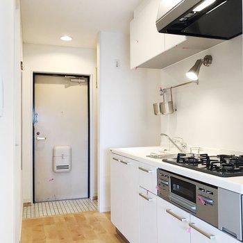 【LDK】キッチンを見ていきましょう