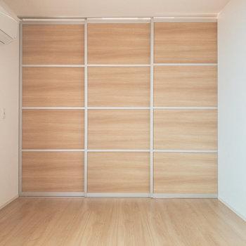 【LDK】LDKと洋室は扉で仕切ることができます。