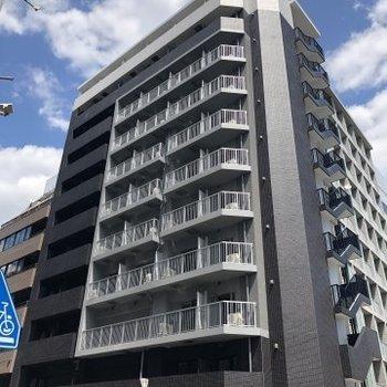ハーモニーレジデンス新横浜