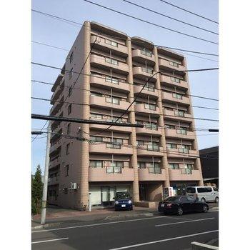 ビッグバーンズマンション東札幌Ⅳ 502号室
