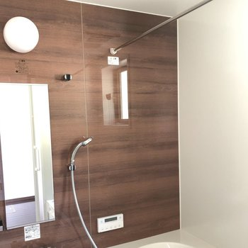 【浴室】追い焚き、浴室乾燥機能付き◎
