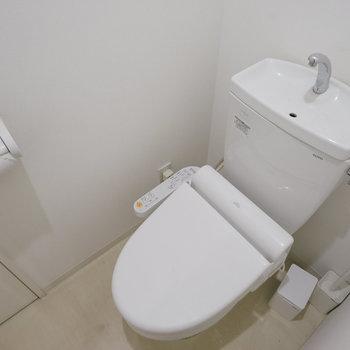 トイレは各階にあります。※写真は前回募集時のものです