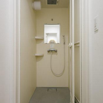 シャワーブースも3,6,9,12階です。※写真は前回募集時のものです