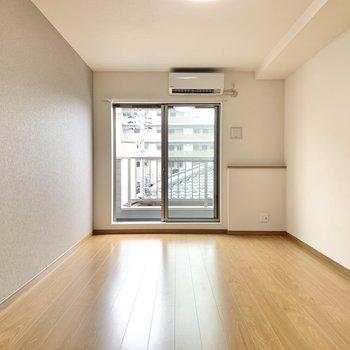 さわやかな新築のご紹介。※写真は3階の同間取り別部屋のものです