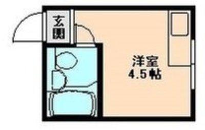 新大阪サンマンション3号館 の間取り
