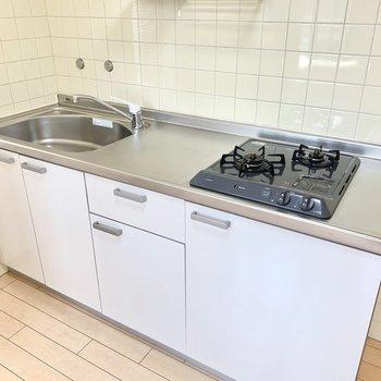【DK】調理スペースもしっかりと!
