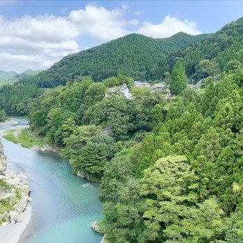 絵葉書みたいな景色がすぐそこに。これが多摩川だなんて!