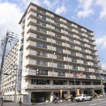 京都四条グランドハイツ