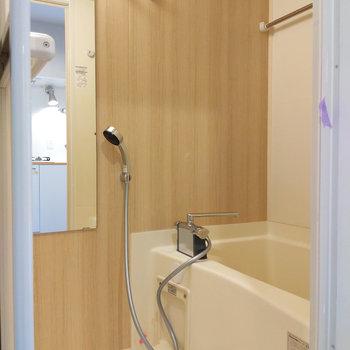 浴室乾燥機ついてます。※写真は前回募集時のもの