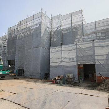 梶ヶ谷5丁目マンションⅡ新築計画
