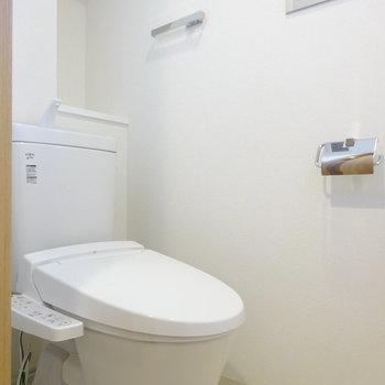 トイレに窓があるとさわやかでいい!