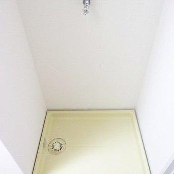 洗濯機もお部屋の中にね♬(※写真は4階の同間取り別部屋のものです)