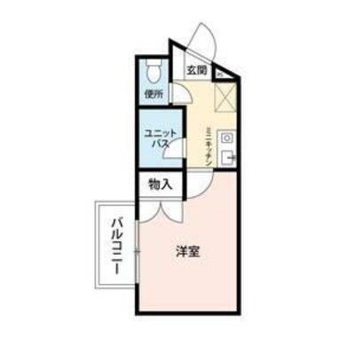 LC Residence川崎多摩 の間取り