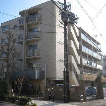 ウィスティリアコート神戸Ⅱ