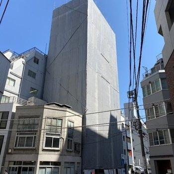 仮)千代田区神田司町2丁目計画
