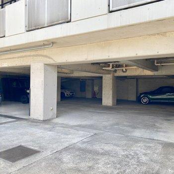 駐車場がありました!移動手段がぐっと増えますよ。(空き要確認)