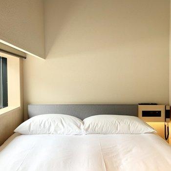 お2人までご宿泊可能です。※2名様ご宿泊の場合は10000円(税別)追加費用