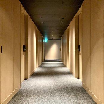 【共用部】3階〜4階いずれかのお部屋をご案内予定です。