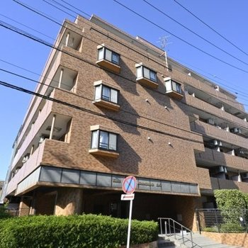 ライオンズマンション武蔵新城第5