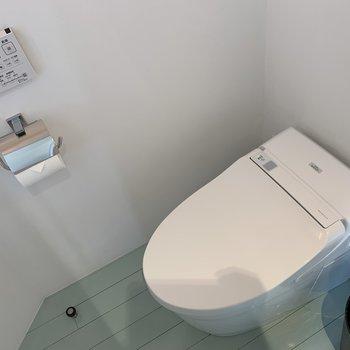 個人的には苦手なトイレ掃除からもおさらばできるのがホテルの嬉しいところ。
