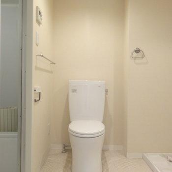 トイレもスマート※写真は前回募集時のものです