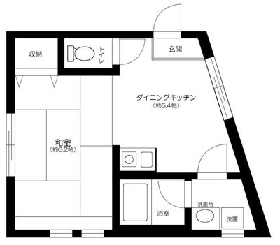 HOME suite homeの間取り