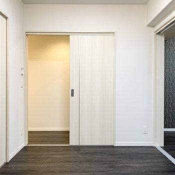 【洋5.2】LDKと廊下の2アクセスのお部屋ですよ。