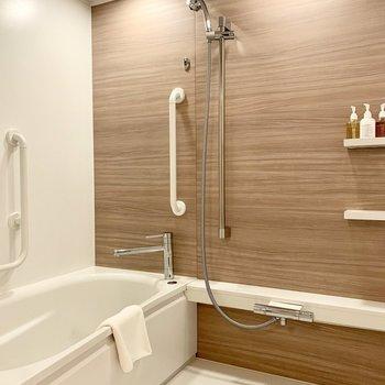 そしてお風呂ももちろん広いんです。