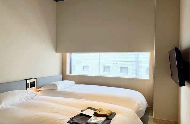 ONSEN RYOKAN 由縁 新宿【ホテル】のお部屋