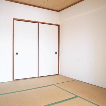 和室は4.5帖とコンパクト。でも、
