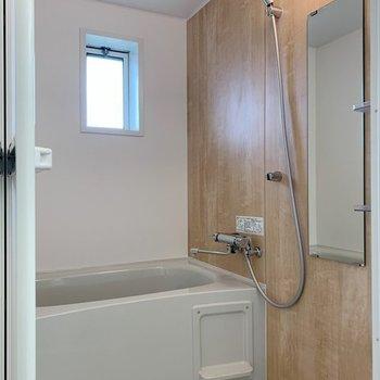 【完成イメージ】新品のお風呂。ゆったり1216サイズで毎日の癒やし時間に・・