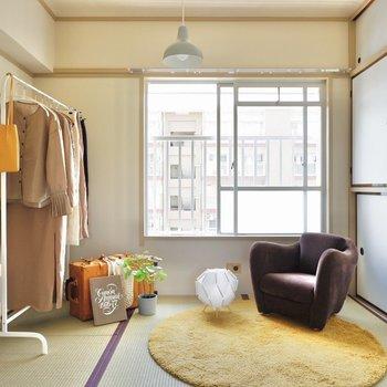 【和室4.5帖】趣味のお部屋としてとても良いですね。