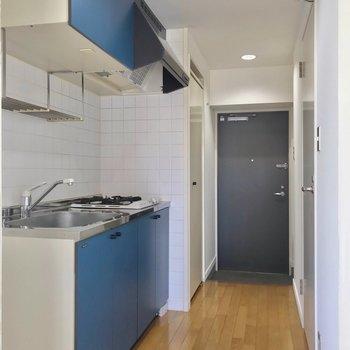 キッチンは大きくて使いやすそう!