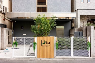 plat hostel keikyu minowa forest【ホテル】の間取り