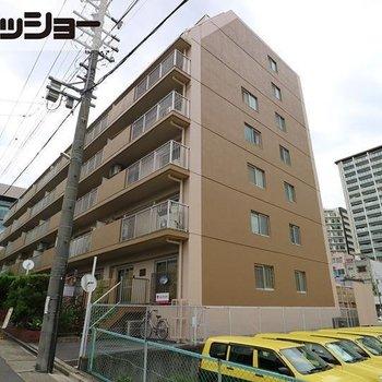 上前津パークマンション503号