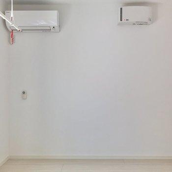 【防音室】空調管理環境も整っています。