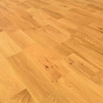 【床材】カジュアルな雰囲気がかっこいいオーク材!※同間取り3Fの写真
