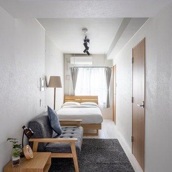 【家具付きプラン】新生活をすぐに始められるプランです。