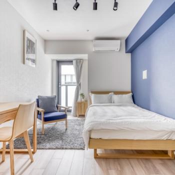 【家具付きプラン】新生活をすぐに始められる家具付きプランもあります。