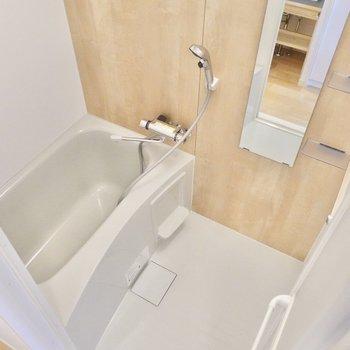 浴室も新設されます!※写真は同間取り別部屋です