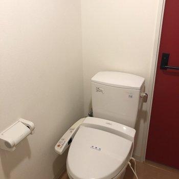 トイレも一緒に。※写真は前回募集時のものです