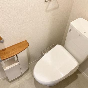 ここで手も洗えますね。