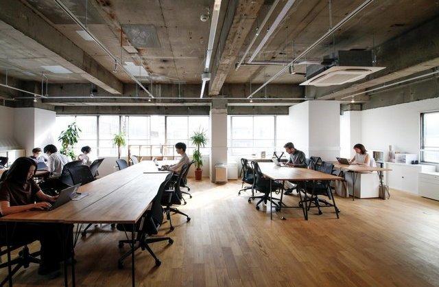 オフィスを再定義するの内観