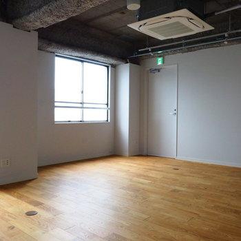 【7F】大きさの異なる3部屋あります