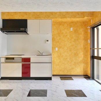 それぞれの空間が、それぞれの雰囲気を持つ、素敵なお部屋。