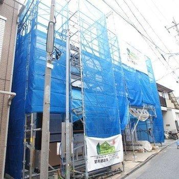 仮)羽田6丁目新築住宅