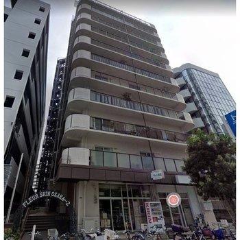 フルーレ第二新大阪