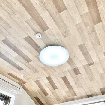 一押しの天井!雰囲気のあるデザインです。